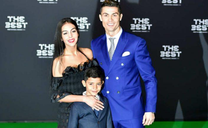 Cristiano Ronaldo dan Georgina Rodrguez