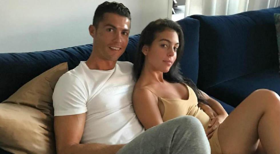 Georgina dan Ronaldo
